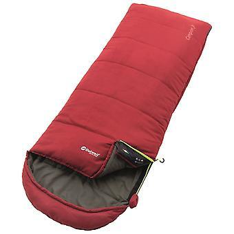 Outwell punainen Campion Junior makuu pussi