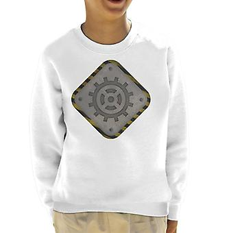 The Crystal Maze Gear Kid's Sweatshirt
