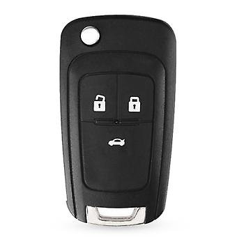3 button remote key shell for Chevrolet