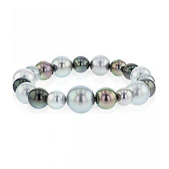 Luna-Pearls - Bracelet - Pearl Bracelet Tahiti-Zuchtperle 2040418