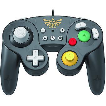 Hori Super rozbít Bros Gamepad Zelda Switch