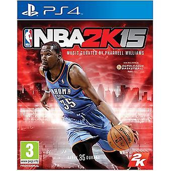 2K Sports NBA 2K15 PS4 Game