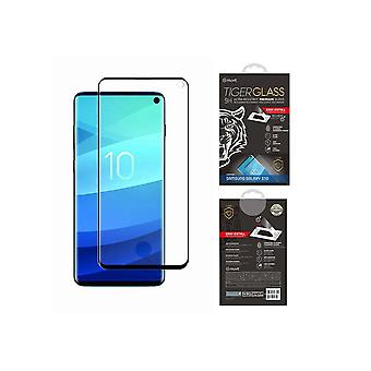 Film For Galaxy S10 Tempered Glass Screen Protection With Applicator - Muvit