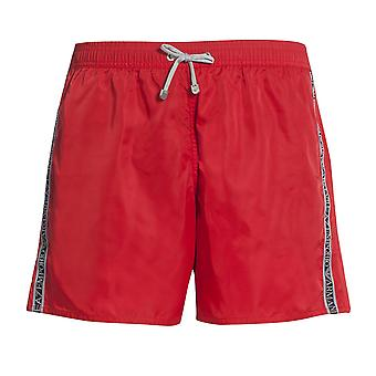 Short de bain Sea World Bw Ties M Boxer Rouge