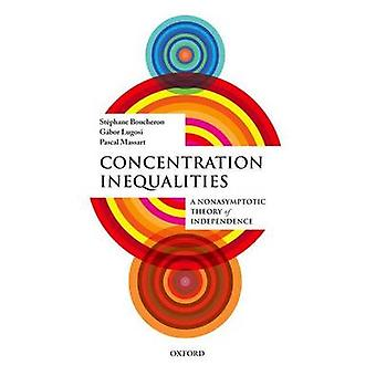 Concentration Inequalities by Stephane Boucheron