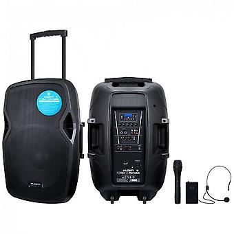 KAM Kam Rz15ap Portable Speaker With Handheld/headset Microphone