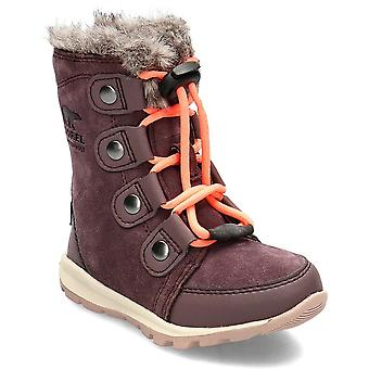 Sorel Youth Whitney Suede NY2329574 universal winter kids shoes