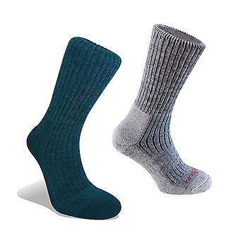 Bridgedale Mens Merino Fusion Trekker Sock