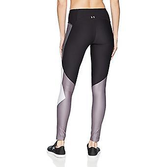 Under Armour Women's Vanish Chop Block Engineered Leggings,, Black, Size X-Small