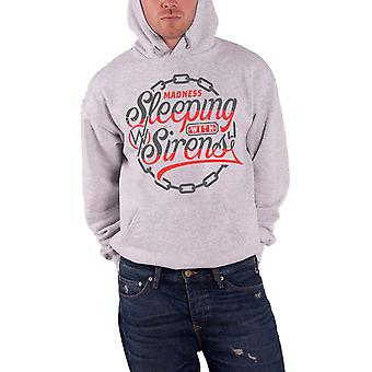 Sleeping With Sirens Madness Official New Grey Pullover Hoodie