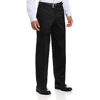 Dockers Men's Classic Fit Iron-Free Khaki Pant D3, Black Metal, Size 40W x 34L