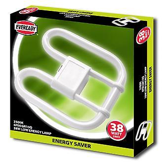 Eveready 38W 4 Pin 2D Energy Saving Lamp