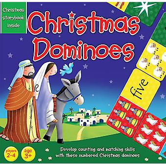 Christmas Dominoes by Juliet David & Illustrated by Jo Parry