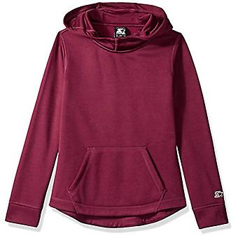 Starter Girls-apos; AuTHEN-TECH Pullover Hoodie, Exclusif, Team Maroon, M