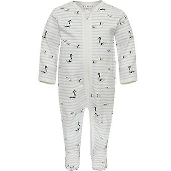 Pajama jumpsuit with foot, And, Fixoni