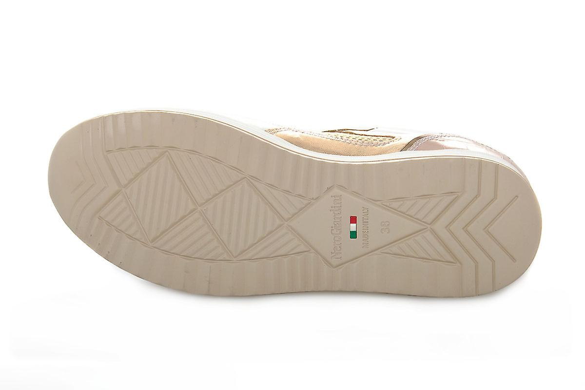 Nerogiardini 707 musk bianco sneakers moda HJa8Jp