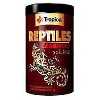 Tropical 11624 Reptil Soft Carnivoros 250 ml (Reptiles , Reptile Food)