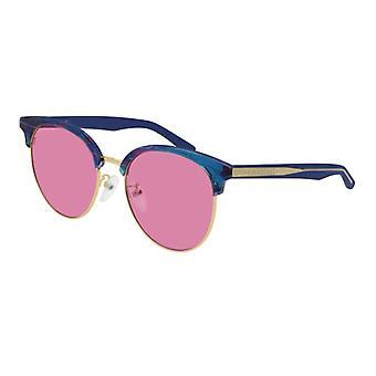 Balenciaga BB0020SK 004 نظارات شمسية فاتحة زرقاء / وردية