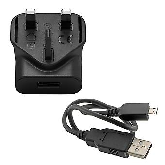 Genuine LED Lenser Charging adaptor with USB cable H7R.2 - H14R.2 - SEO charger