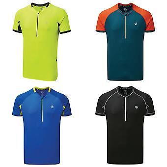 Dare 2B Mens Aces Half Zip Cycle Jersey