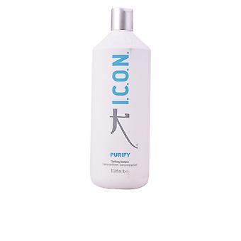 I.c.o.n. purificar esclarecendo Shampoo 1000 Ml unissex