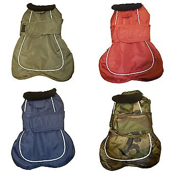Happy Pet Products 2-in-1 Thermal Dog Coat