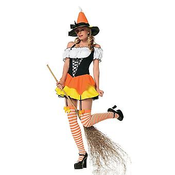 Sexy Kandy Witch Costume for women