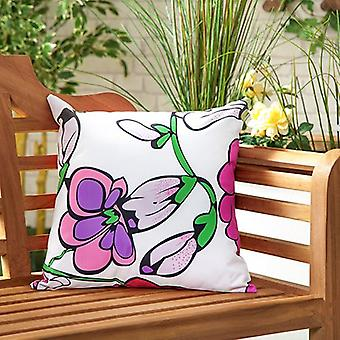 Gardenista® Funky Flower White Design 18