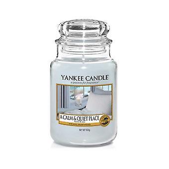 Yankee Candle Classic grote een rustige & rustige plek 623g