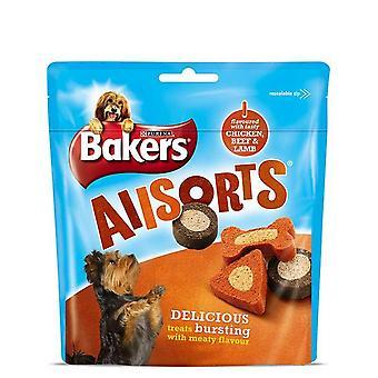 Bakers Allsorts Dog Treats (6 Packs)