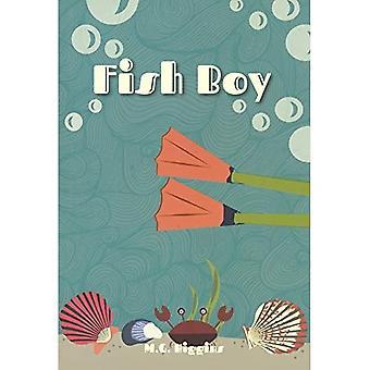 Fish Boy (Red Rhino)