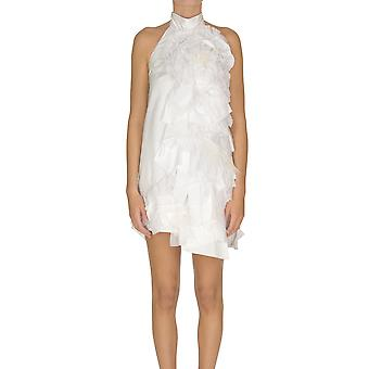 N°21 Ezgl068172 Women's White Polyester Dress