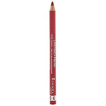 Rimmel London 1000 Kisses Stay On Lip Pencil