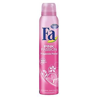 Spray Deodorant Pink Passion Fa (200 ml)