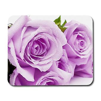 Lila rózsák egérpad