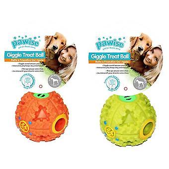 Pawise Pelota Giggle Dispensador Golosina (Dogs , Toys & Sport , Balls)