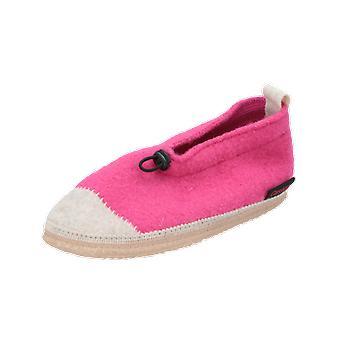 Giesswein Tessin Kinder Mädchen Sneaker Rosa Turn-Schuhe Sport Lauf Schuhe