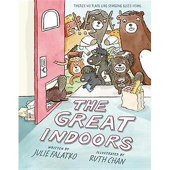 The Great Indoors by Julie Falatko - 9781368000833 Book
