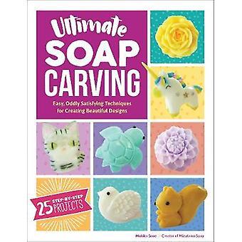 Ultimate Soap Carving - Facile - Techniques étrangement satisfaisantes pour la crétine