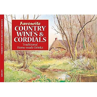 Salmon Favourite Country Wines and Cordial Recipes by Dorrigo - 97819