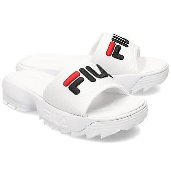 Fila Disruptor Slide 10108681FG universal summer women shoes