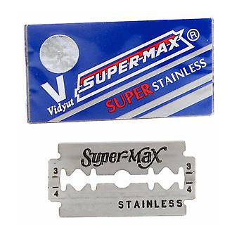 Super-Max Super Stainless Razor 10 Pack