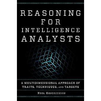 Begrunnelsen for etterretning analytikere - en flerdimensjonal tilnærming av T