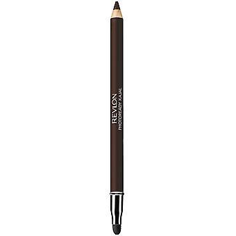 Fotobereit von Revlon Kajal Matte Eye Pencil 1.22g Matte Espresso #305