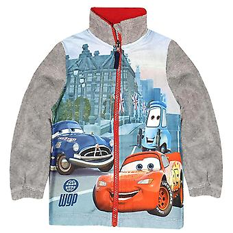 Disney cars boys sweatjacket lightning mcqueen hudson guido car5640