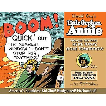 Complete Little Orphan Annie Volume 16 by Harold Gray - 9781684055586