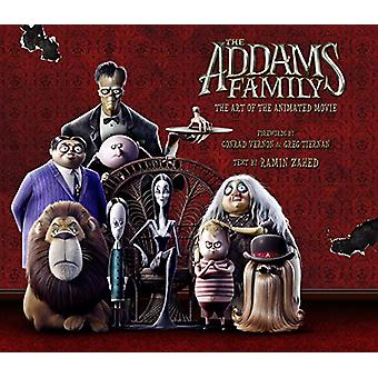The Addams Family - The Art of the Animated Movie by Ramin Zahed - 978