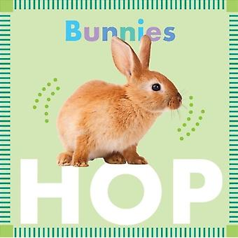 Bunnies Hop by Rebecca Glaser