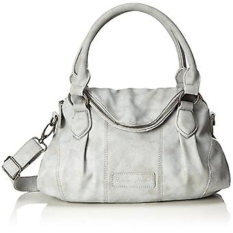 Fritzi aus Preussen Desiree - Donna Grau Shoulder Bags (Metal) 13x32x39 cm (B x H T)
