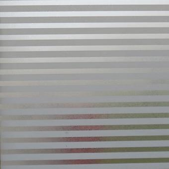 YANGFAN Privacy Decorative Blinds Frosted Static Cling Window Sticker